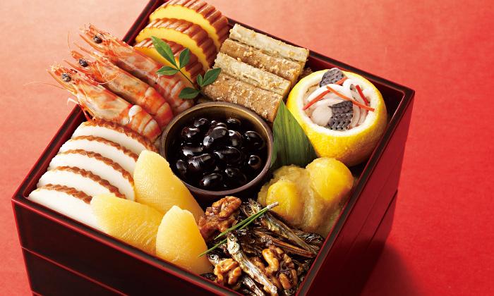 おせち料理 ( နှစ်သစ်ကူးဟင်းလျာ ) ရဲ့ အဓိပ္ပာယ်