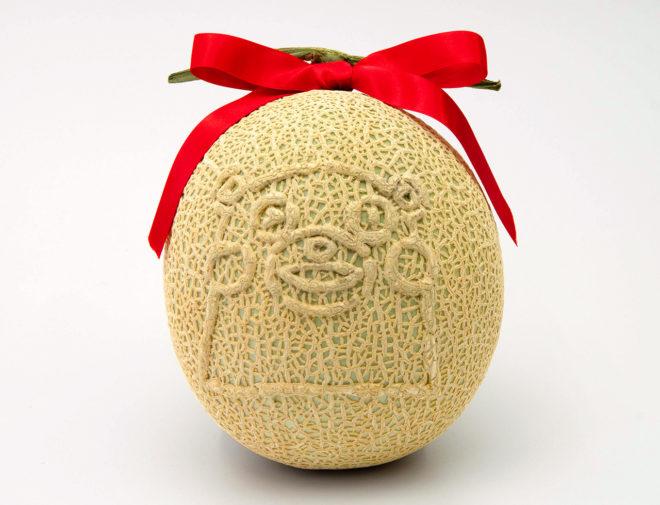 အရုပ်ပုံဖော်ထားတဲ့ သခွားမွှေးသီး