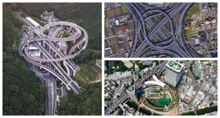 ဂျပန်နိုင်ငံရဲ့အလန်းစားအမြန်လမ်းများ