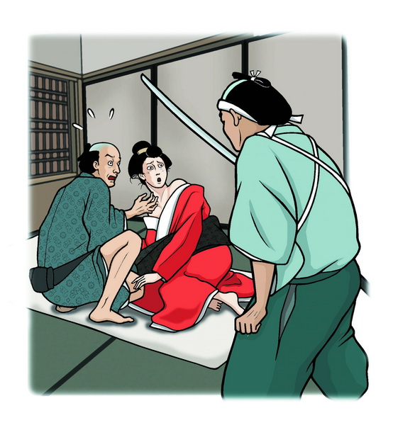 ဂျပန်နိုင်ငံမှာ လူသတ်ခွင့်ပြုထားခဲ့ဖူးတယ်