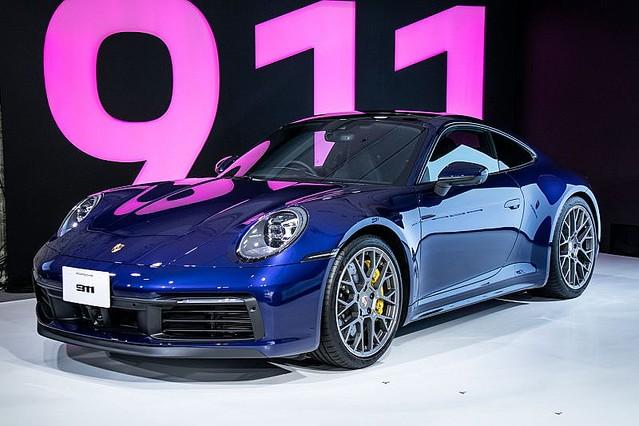Porsche ရဲ့ကိုယ်စားပြုဒီဇိုင်းနာက ဂျပန်လူမျိုးလား?
