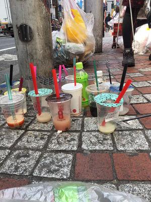 လက်ရှိ ဂျပန်နိုင်ငံရဲ့ Bubble Tea နဲ့ အမှိုက်ပြဿနာ